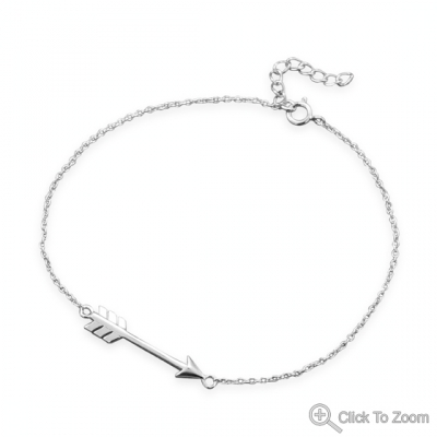 category bangles jewelry bracelet and diamond sterling bracelets riddle shop s bangle arrow in silver