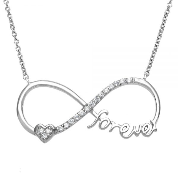 Infinity Forever Necklace