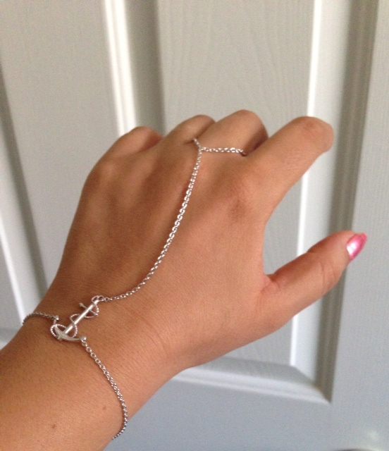 anchor ring to wrist 2
